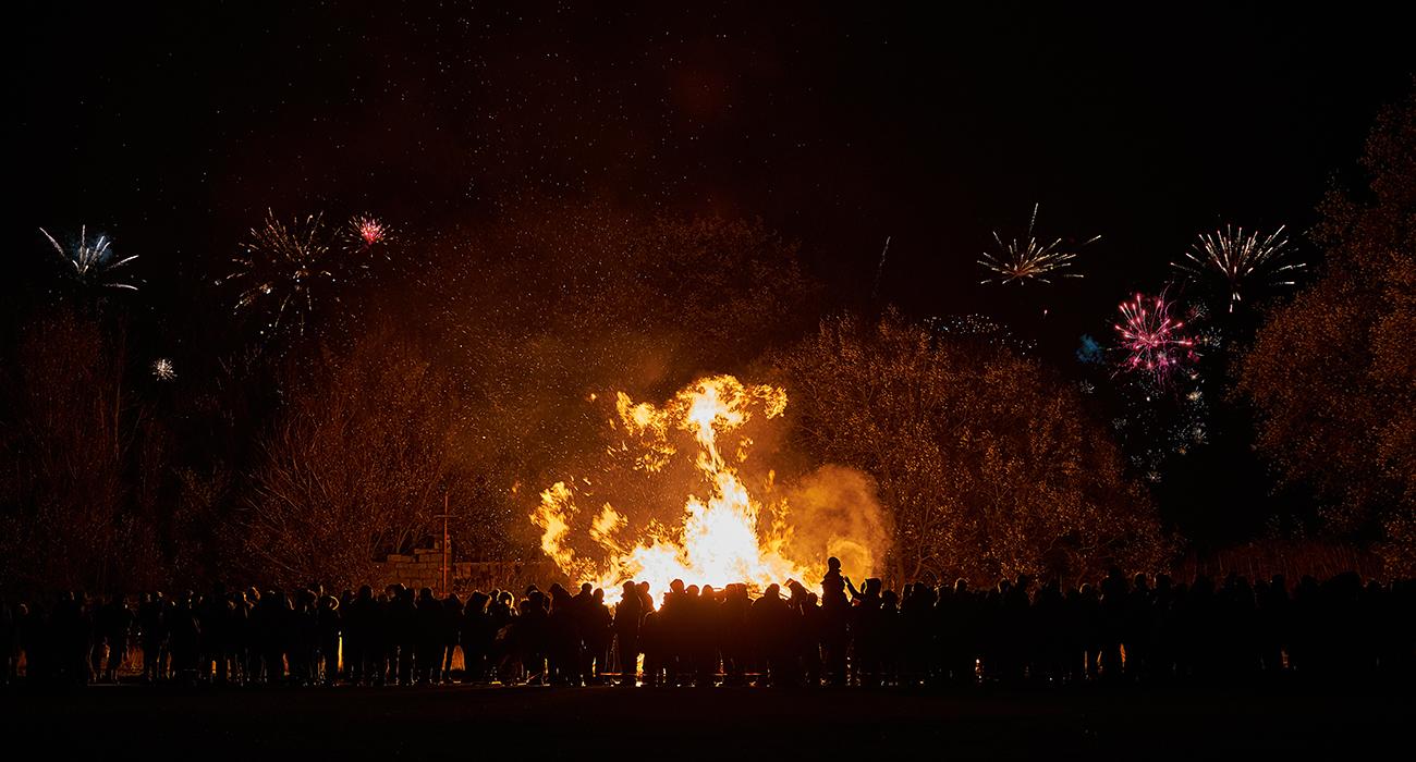 Bonfire night events